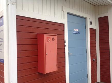 Thumbnail of Alkusammutin sijaitsee 3A-talon sähköpääkeskuksen ovella