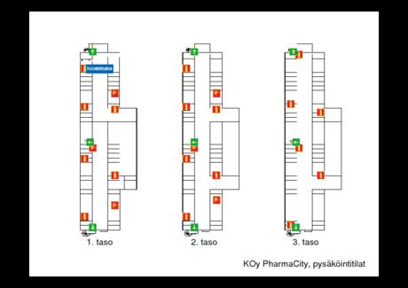 Thumbnail of Pharmacity pysäköintitilat