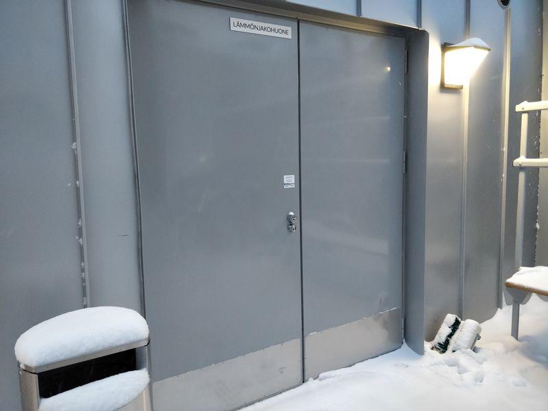 Lämmönjakohuone